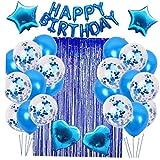 Nicetruc Globos de látex Set Globos del Partido a la propuesta de la decoración de cumpleaños Novia de la Boda Suministros Inicio Festivos