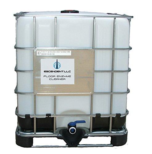 Escendent - Bulk Floor Enzyme Cleaner - 250 Gal Tote