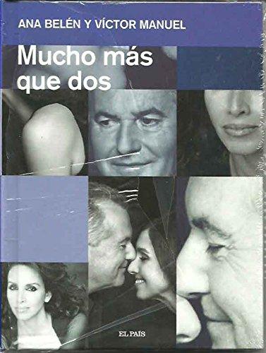 ANA BELÉN y VICTOR MANUEL - Mucho más que dos (II) (ELPAIS) CD de Audio