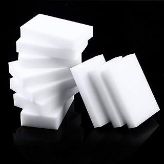 Funsquare 100 PCS Coton Lunettes Lingettes Tampons De Nettoyage Tampon R/ésistant Aux Rayures sur Protecteur D/écran Nettoyant pour Lunettes Nettoyant Tampon