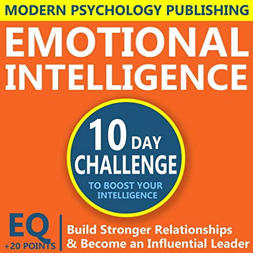 Emotional Intelligence Audiobook By Modern Psychology Publishing cover art