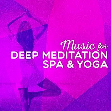 Music for Deep Meditation Spa & Yoga