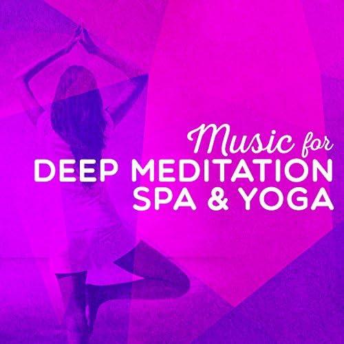 Lullabies for Deep Meditation, Meditation Spa & Relaxation Mediation Yoga Music