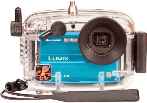 Ikelite Ultra Compact Housing for Lumix Panasonic Free depot shipping DMC- DMC-TS2
