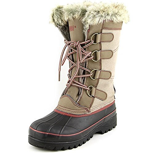 Khombu North Star Thermolite Weather Rated Womens Winter Snow Boots,...