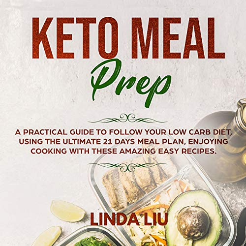 Keto Meal Prep cover art