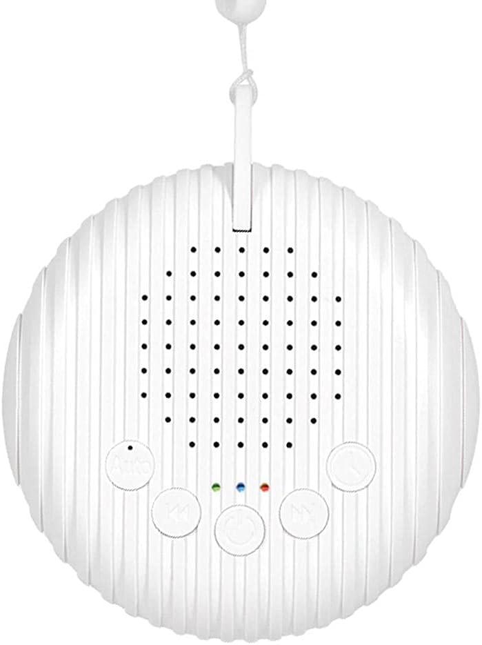New York Mall Gefemini Financial sales sale White Noise Machine USB Baby Sound Sleep Rechargeable M