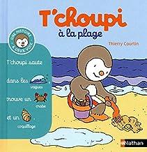 T'choupi à la plage (3) (Histoire à deux voix) (French Edition)