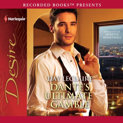 Dante's Ultimate Gamble audiobook cover art