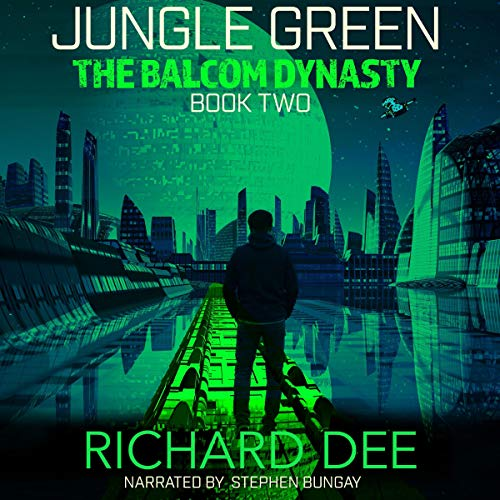 Jungle Green cover art