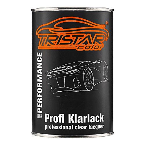 TRISTARcolor 1,0 Liter 1K Klarlack Autolack hochglänzend