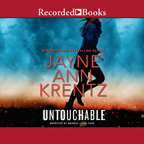Untouchable audiobook cover art