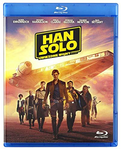 Solo: A Star Wars Story [2Blu-Ray] [Region Free] (Deutsche Sprache. Deutsche Untertitel)