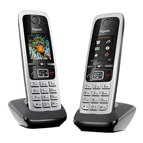 Gigaset C430HX Duo - 2 DECT-Telefone...