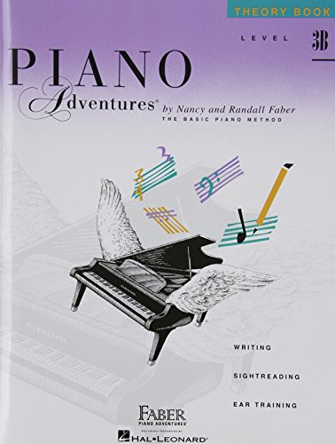 Level 3B - Theory Book: Piano Adventures