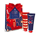 The Luxury Bathing Company Harmony Hand Care Festive Gift Set. Including 2 x 50ml Hand & Nail Cream.