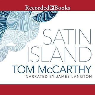 Satin Island audiobook cover art