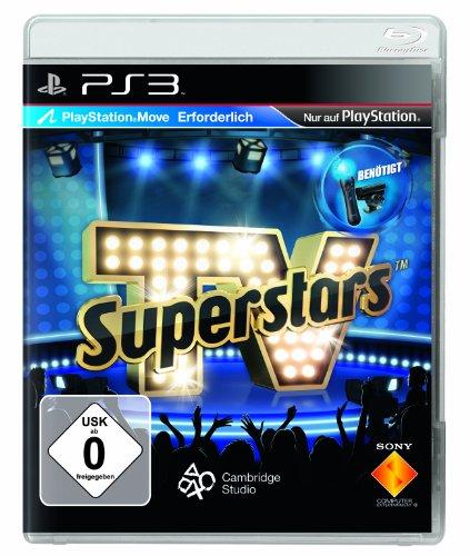 TV Super Stars (Move erforderlich) - [PlayStation 3]
