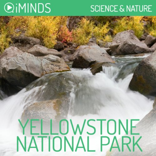 Yellowstone National Park audiobook cover art
