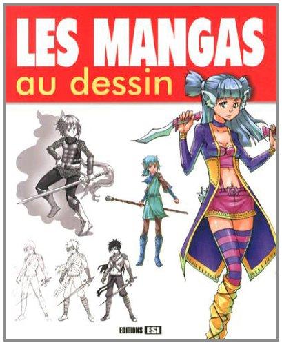 Les mangas au dessin