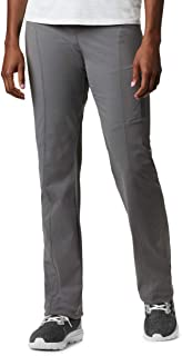 Columbia womens Just Right Straight Leg Pant, Water & Stain Resistant Hiking Pants