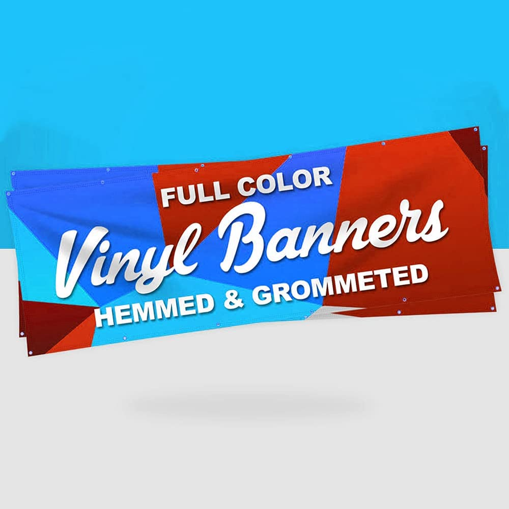 Custom Outdoor Las Vegas Mall Banner - Upload Images Perfect For Text Colorado Springs Mall Your