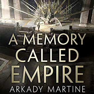 A Memory Called Empire                   By:                                                                                                                                 Arkady Martine                               Narrated by:                                                                                                                                 Amy Landon                      Length: 15 hrs and 37 mins     23 ratings     Overall 4.3