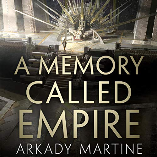A Memory Called Empire  By  cover art