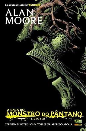 A Saga do Monstro do Pântano Volume 6 - Nova Edição