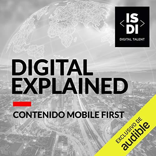 Diseño de la portada del título ¿Diseño y contenido Mobile first o solo para dispositivos moviles? (Narración en Castellano)