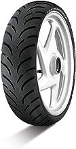 TVS Eurogrip 140/60-17 R Tubeless Bike Tyre, Rear (Black)