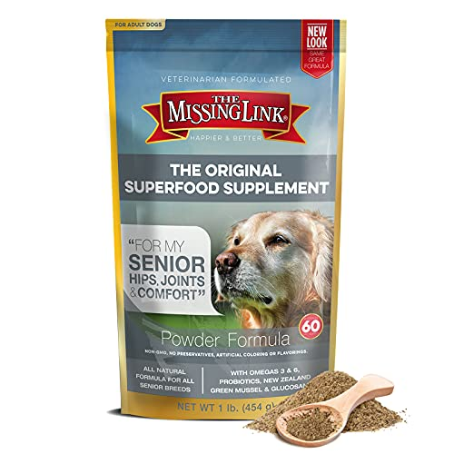 Top 10 best selling list for powdered joint supplement for dogs