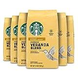 Starbucks Blonde roast whole bean coffee Veranda blend 100% Arabica