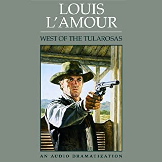 West of the Tularosas (Dramatized) cover art