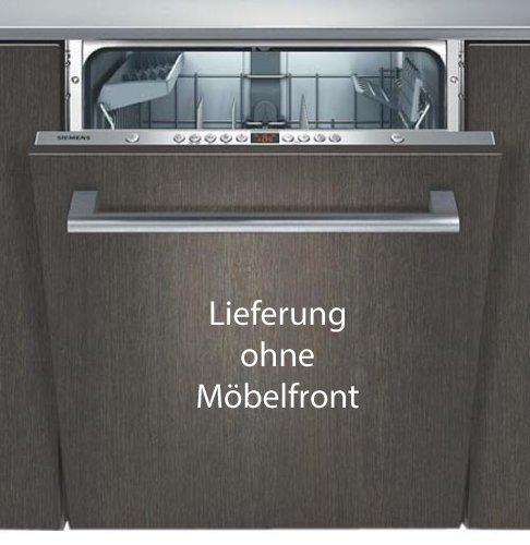 Siemens SN65M037EU Vollintegrierte Spülmaschine - 2