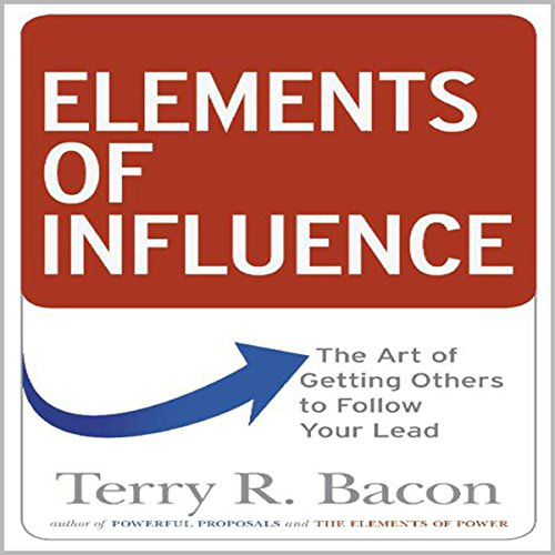Elements of Influence audiobook cover art