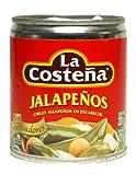 La Costeña Jalapeños Enteros 220 gr Lata