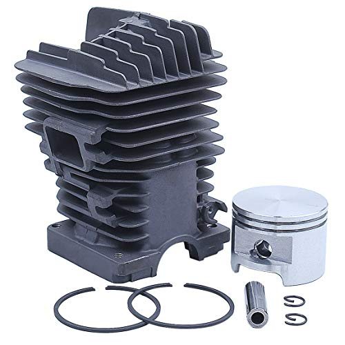 49mm Cylinder Head Piston Kit For STIHL MS390 MS310 MS290 029 039 MS 390 310 290 Chainsaw Motor Parts 11270201216