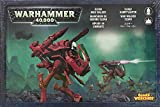 Games Workshop - 99120104012 - Warhammer 40.000 - estatuilla - Eldar Guerra Walker