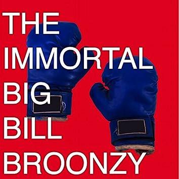 The Immortal Big Bill Broonzy (Live)