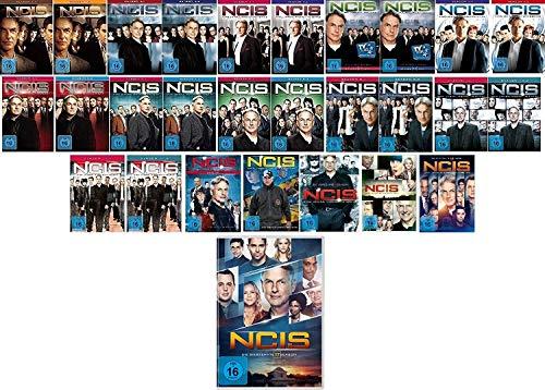 Navy CIS / NCIS Staffel 1 bis 17 (1.1 - 11.2 + 12 + 13 +14 +15+16+17) im Set - Deutsche Originalware[101 DVDs]