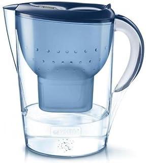 德国碧然德BRITA过滤净水器 家用滤水壶 净水壶 Marella 3.5L 蓝色 (国?#25163;?#37038;费包含了国?#35270;?#36153;和进口关税)