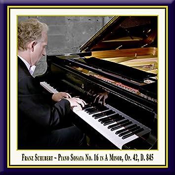 Schubert: Piano Sonata No. 16 in A Minor, Op. 42, D. 845