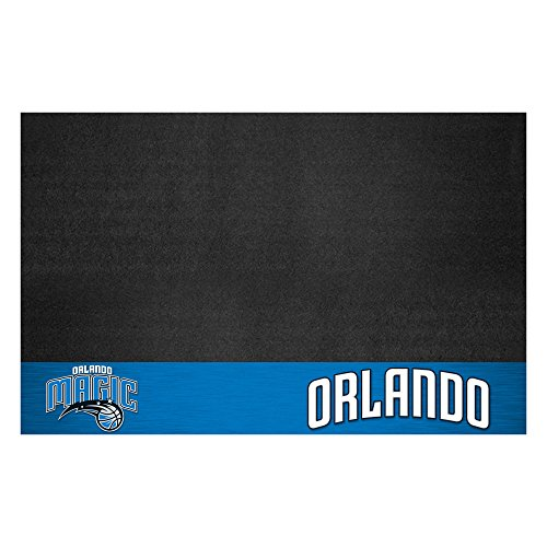 Fanmats NBA Orlando Magic Grill Mat, Small