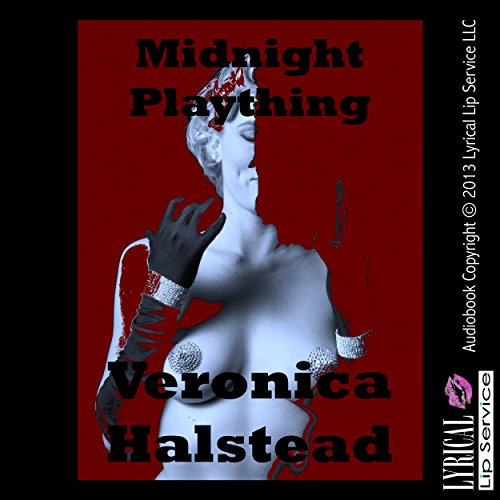 Midnight Plaything audiobook cover art