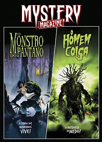 Mystery Magazine- (O Monstro Do Pântano + O Homem Coisa)