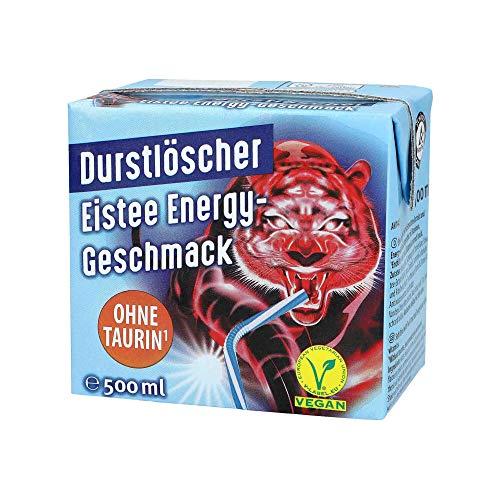 Durstlöscher Eistee Energy 500ml