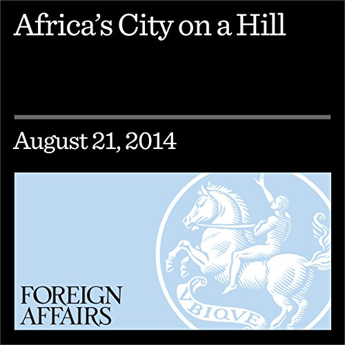 Africa's City on a Hill cover art