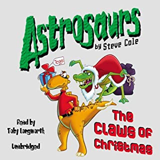 Astrosaurs: The Claws of Christmas cover art