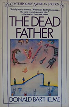 Paperback The Dead Father Book
